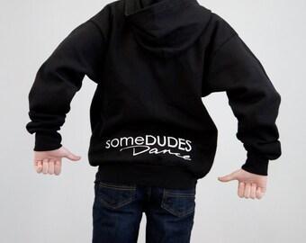 Some Dudes Dance boys hoodie