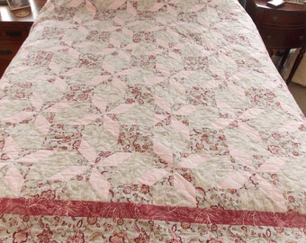 Clay's Choice Patchwork Quilt