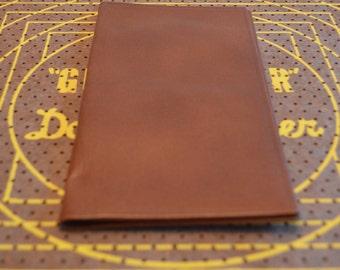 CAMEO Genuine Cowhide Suit Wallet