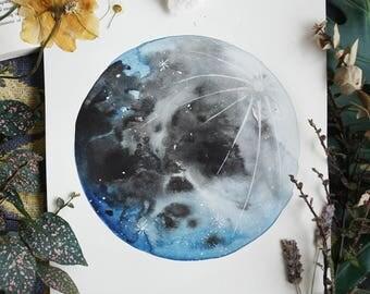 Original Blue Moon 9'x12'