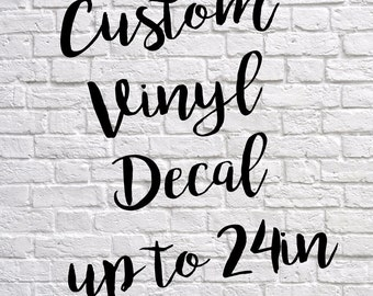 Custom Wedding Stencil Custom Stencil Custom Stencils - Custom vinyl decal