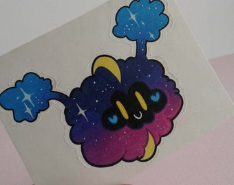 Cosmog-Pokemon Sun/Moon Sticker