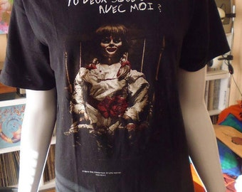 Vtg t-shirt Anabelle very good state Size M