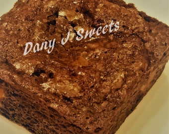 Thick Chewy Rich Moist Brownies *Free Shipping*