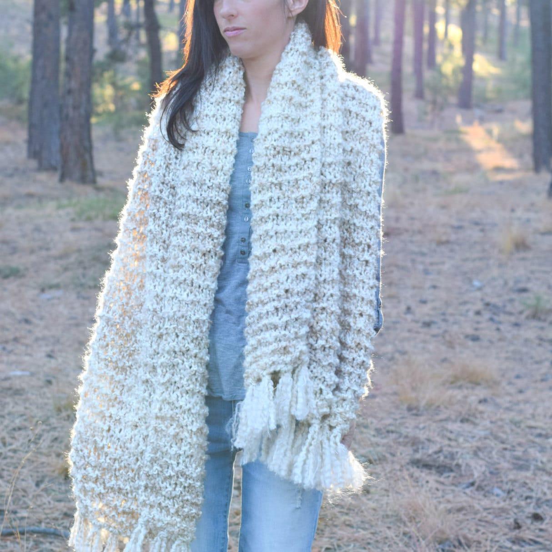 Sedona Serenity Shawl Pattern, Easy Knit Shawl Pattern ...