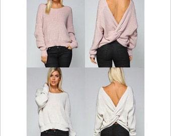 Shoreline Sweater