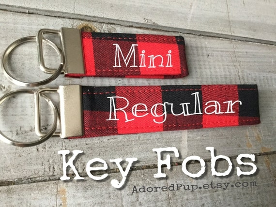KEY FOBS, Made to Order, Custom Key Fobs to match your pup's Dog COLLAR- The Madeline