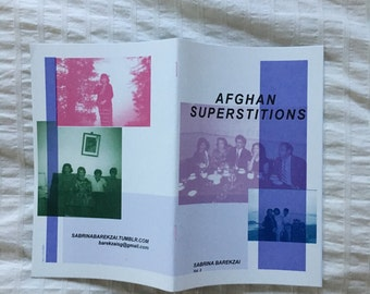 Afghan Superstitions