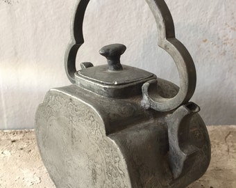 eastern tea pot