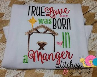 True Love Christmas Shirt
