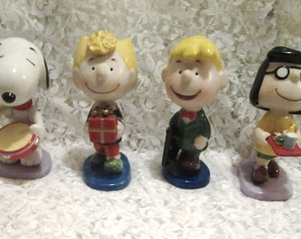 UFS Snoopy and his Gang Ceramic Figurines