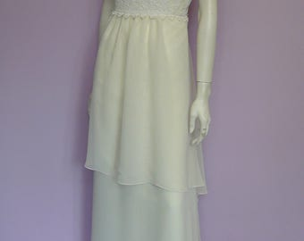 Vintage wedding dress // Valerie by Kleemeier Hof // Plus size // Eur 48/50 / US 20 / UK 22 / XXL