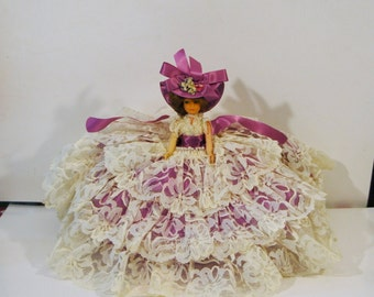 Vintage Victorian Doll by Boutique Traveler, Inc