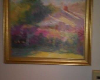 Hilda Neily Painting