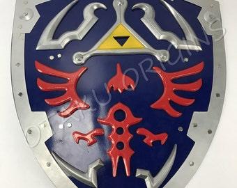 Zelda Full Sized Cosplay Hylian Shield