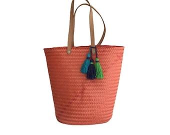 Coralito Tote Bag