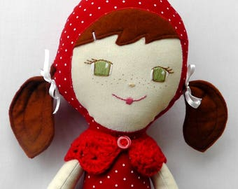 Keka little Red Riding Hood