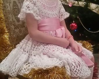 Elegant Quinceanera dress