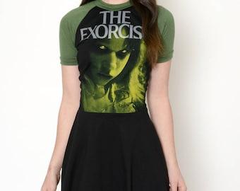 Horror Exorcist Altered Tee Baby Doll Dress
