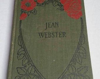 Daddy Long Legs Hardcover Play Photos First Edition Jean Webster 1912