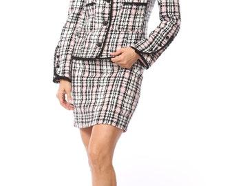 Laura's Skirt Suit Set