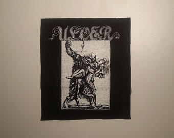 Ulver patch black metal Vargnatt