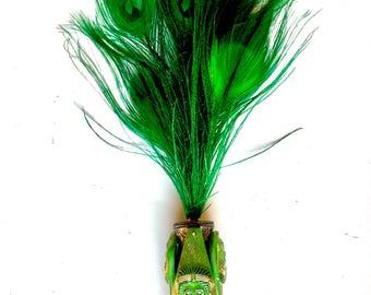La Fée Verte erotic feather tickler