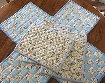 4 Way Table Runner and Placemat Set