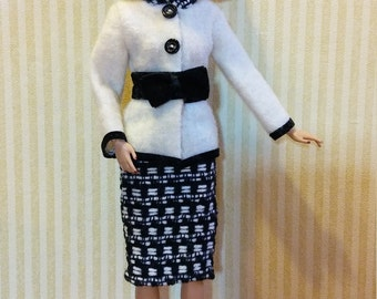 Model Sacha for barbie