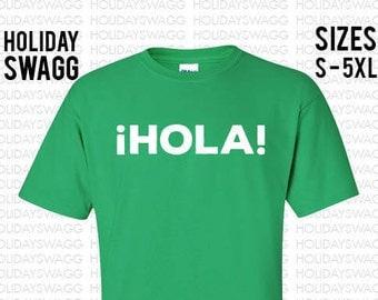 Hola Cinco De Mayo Shirt Drinko De Mayo Funny shirt Drinko De Mayo T-shirt Sombrero May 5th Shirt Mexican Holiday