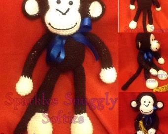 Big Billy Silly Monkey