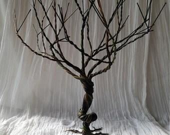 Wire Tree Multi-Color (Black Brown Green)