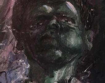Frankenstein in a Tie