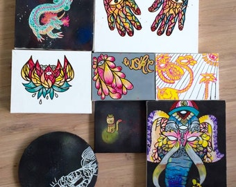 Collected canvasses 2016