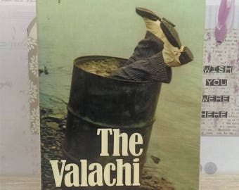 The Valachi Papers By Peter Maas (Panther, 1971) Vintage Paperback