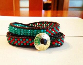 Bracelets 2 turns