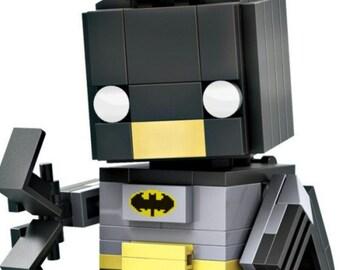 Loz Mini Blocks DC Batman Figure