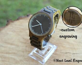 Wedding Gift For Husband Watch : Wedding Gift for Groom Gift for Husband Birthday Gift, Mens ...