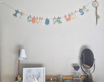 It Could Be Worse - Example Bunting
