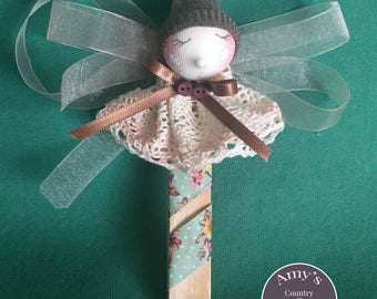 Bookmark pigottina Shabby romantic