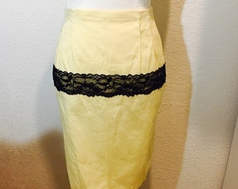 Classy & Elegant Pencil Skirt *Custom Made* NEW