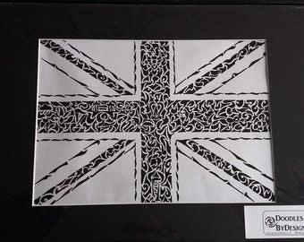 Large - Union Jack