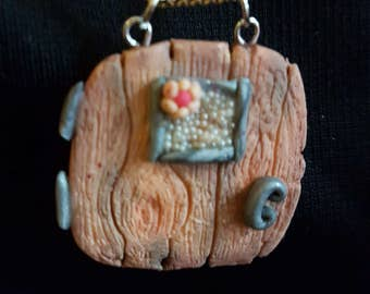 Flowerific Fairy Door Necklace