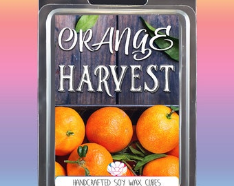 Orange Harvest Wax Melts