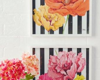 Poppy Wall Decor