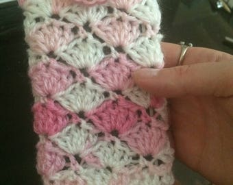 Crochet cell phone cover pattern