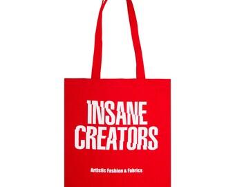 Red bag - Insane Creators