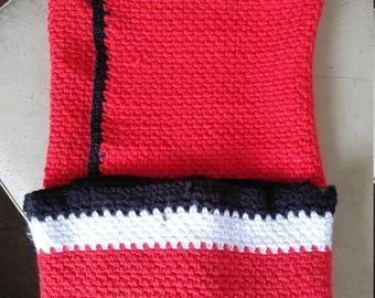 Fox Baby/Toddler Blanket