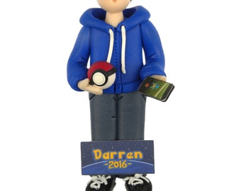 Pokemon - Boy or Girl Ornament