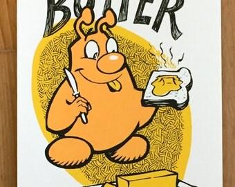 Butter - Stuff I Like series